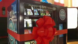 Free Mobile Vending Machine Cool Florida Children Get Free Books From Vending Machine Thanks To