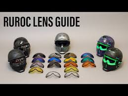 Ruroc Size Chart Jamies Definitive Guide To Buying Helmets Online Ft Ruroc
