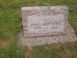 Ivan Jennings Rockhill (1925-1966) - Find A Grave Memorial