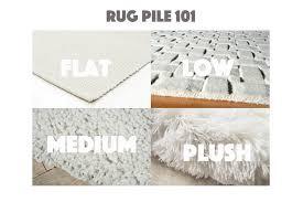 rug pile 101