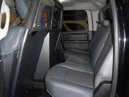 2018 gmc gruchy. contemporary 2018 rear seat view with prisoner partition  the dodge ram 1500 special service  vehicle displayed in for 2018 gmc gruchy