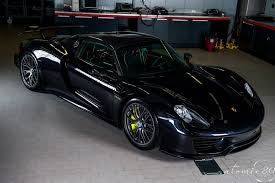 porsche 918 spyder black wallpaper. porsche 918 spyder black wallpaper