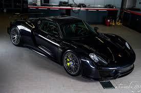 porsche 918 spyder black. porsche 918 spyder black h