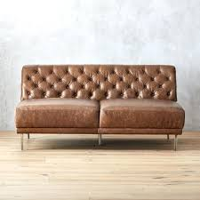 crate and barrel leather sofa dark saddle leather tufted sofa crate and barrel davis leather sofa