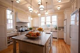 Traditional contemporary kitchens Dark Island View In Gallery Traditional Kitchen Style Design Trendir 36 Modern Farmhouse Kitchens That Fuse Two Styles Perfectly