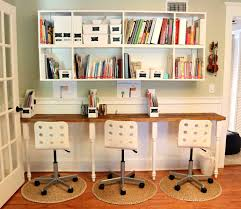rustic office design. Furniture:Home Office Design With Rustic Desk And White Modern Chairs Also