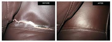 fresh tear in leather couch tear leather couch thedropinco
