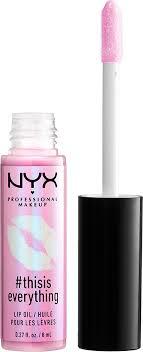 <b>NYX Professional Makeup</b> #Thisiseverything Lip <b>Oil</b> Бальзам для ...