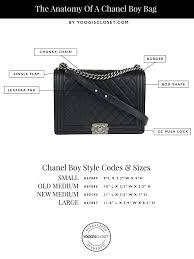 The Chanel Boy Guide Yoogis Closet Blog