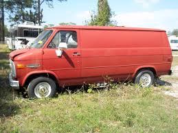 1986 Chevrolet Van - Information and photos - MOMENTcar
