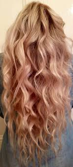 Waves Curly Hair Long Curls Curled