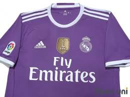 Open me real madrid 2017/18 home/away kit ps4: Real Madrid 2016 2017 Away Shirt 7 Ronaldo Online Store From Footuni Japan
