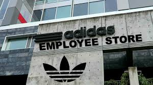 first to adidas employee store