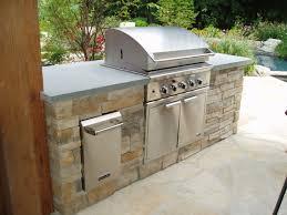 Modern Outdoor Kitchen Grills Home Design Living Room Outdoor - Modern outdoor kitchens