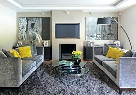 gray and yellow imposing decoration gray and yellow living room cool inspiration gray and yellow living