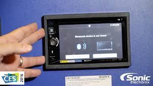 Sony Bluetooth Car Stereo India