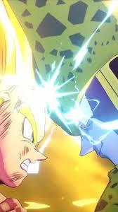 Gohan Super Saiyan Vs Cell Dragon Ball Z Kakarot 4k