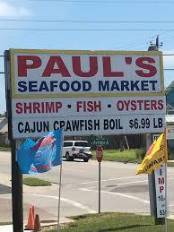 Seafood market, Port aransas ...