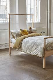 the rainy day bed set is available in 4 sizes 100 cotton 200 thread count on fastenings at foot of the end of all duvet covers made in portugal