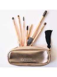 makeup by annalia plete basic brush set