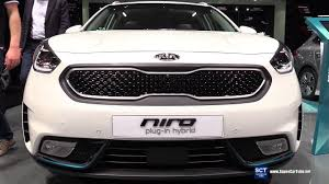 2018 kia niro colors. brilliant 2018 2018 kia niro plug in hybrid  exterior interior walkaround 2017 geneva  motor show to kia niro colors