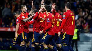 إنريكي يعلن قائمة منتخب إسبانيا للمشاركة في «يورو 2021».. «أبرزها استبعاد  راموس» - قناة صدى البلد