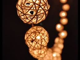 Decorative Light Balls Innovative LED Vine Ball String Lights for Christmas decoration 2