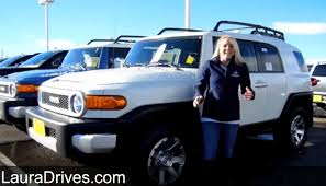 Toyota FJ Cruiser Favorite Features - YouTube