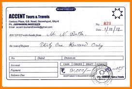 Tours And Travels Bill Format In Ms Excel Lifehacked1st Com