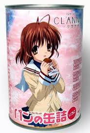 Canned Bread Vending Machine Beauteous Clannad Canned Bread In Akiba Vending Machine Pink Tentacle