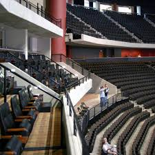 Jacksonville Veterans Memorial Arena Club Level Seating Chart Seats Best Examples Of Charts