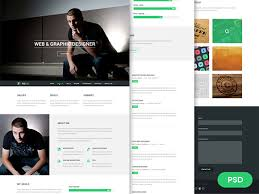 Free Psd Website Templates Mesmerizing 28 TopNotch Free PSD Website Templates With Amazing Premium Designs