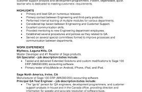 Cellular Wireless Product Tester Sample Resume Government Contract