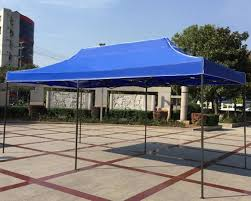 Folding Tent Steel Frame Material Marquee Gazebo Folding Tent Oxford Fabric