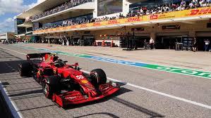 Formula 1 GP United States 2021 live: F1 race today online live - Global  Happenings