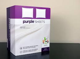 purple sheets review  sleepopolis
