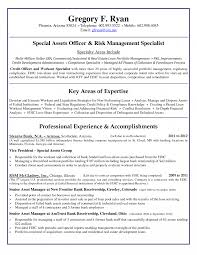 resume simple example retention specialist resumexample sle resume asset management for