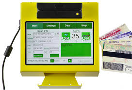 Age Tokenworks Id Agevisor Scanner By Verification Touch
