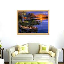 2018 hd landscape seascape boat canvas painting home decor canvas wall art picture digital art print for living room from utoart 11 75 dhgate com on boat canvas wall art with 2018 hd landscape seascape boat canvas painting home decor canvas