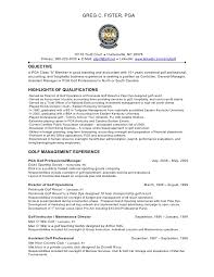 Golf Professional Resume Example Best Of Greg Fister PGA Resume