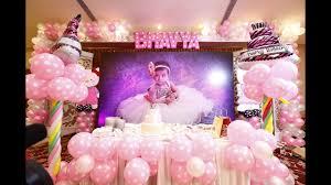 1st Birthday Cake Designs For Baby Girl In India Bhavyas 1st Birthday Teaser