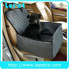car seats elevated dog car seat pet hammock cover factory supply target