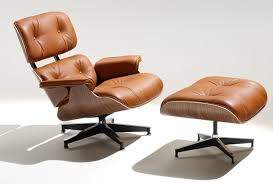 Captivating Lounge Chair With Ottoman Best Images About Eames Lounge Chair  On Pinterest Ottomans