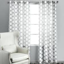 Gray And White Drapes White Bedroom With Grey Curtains Bedroom Grey ...