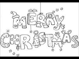 Small Picture Merry Christmas Coloring Pages Print babsmartincom babsmartincom