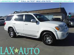 Used Toyota Sequoia for Sale in Lincoln, NE | Edmunds