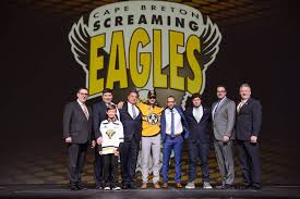 Eagles Cb Depth Chart Cape Breton Screaming Eagles Select 18 Players Add To Depth