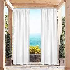 patio curtain waterproof windproof