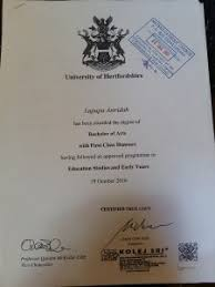 First Class Honours Against All Odds Zambian Student Earns First Class Honours Degree