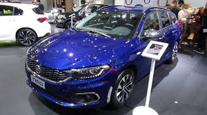 2019 Fiat Tipo SW Mirror Business 1.4 MPI 95 - Exterior and Interior ...